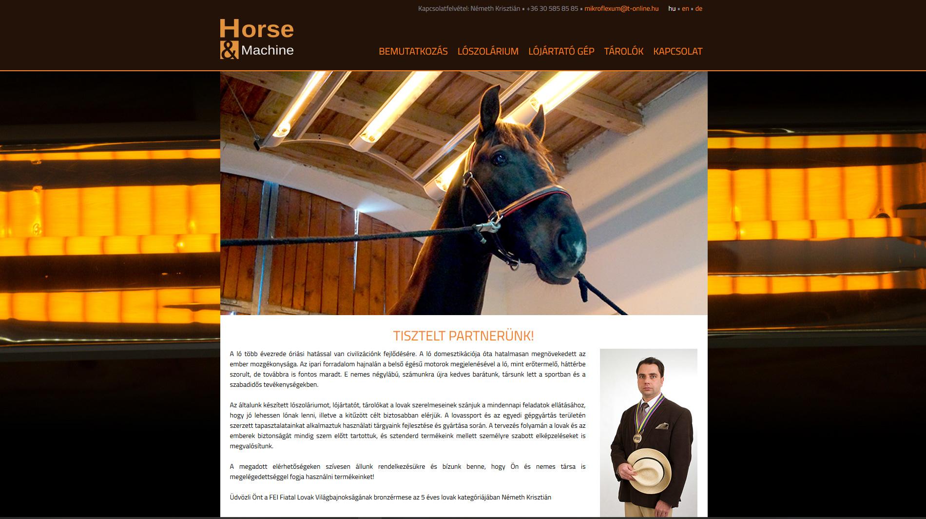 horseanmachine